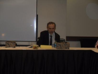 2013 Latino Caucus Meeting photos